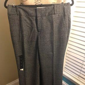 Banana republic dress pants . Size 4 NWT